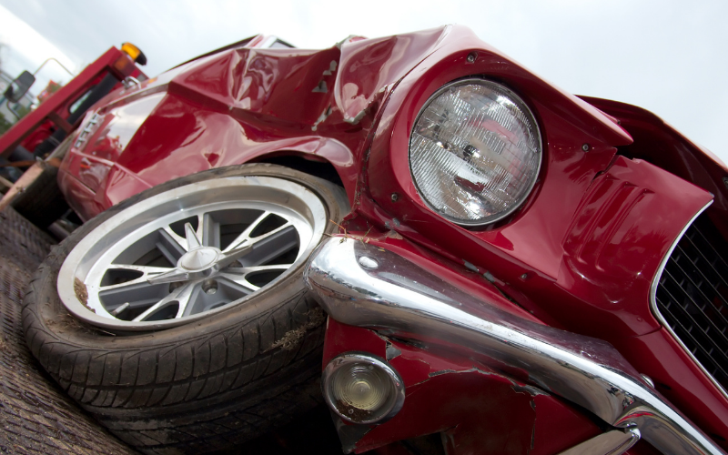 The More You Know: Top 5 Most Common Reasons for Car Wrecks