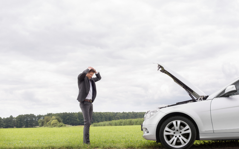 What to Do When Your Car Breaks Down on the Highway (Besides Not Panicking)